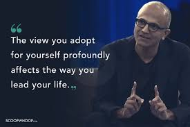 quotes by satya nadella to chase your dreams digital wissen