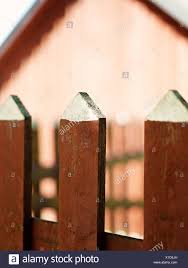 Fence Border High Resolution Stock Photography And Images Alamy