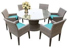 oasis 60 inch outdoor patio dining