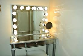 contemporary wall mounted vanity mirror