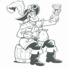 Piet Piraat Kleurplaten En Spelletjes Kinderspeelplein Nl