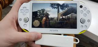 RDR2 looks great on Vita (remote play ...