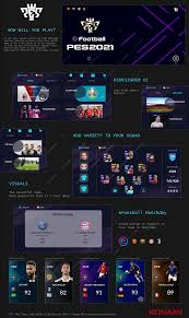 PES Mobile 2021 - [CONCEPT] : pesmobile
