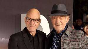 Patrick Stewart Explains How He And Ian McKellen Became ...