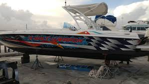Boat Graphics Marine Wraps