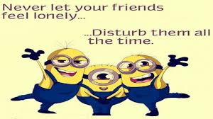 funny minions friendship quotes hd