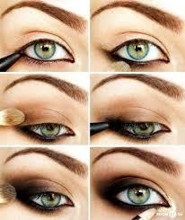 brown eyes natural makeup tutorial