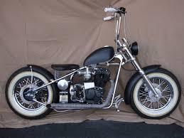 custom bobber motorcycles kicker 5150