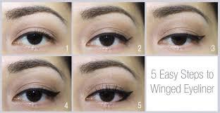 5 trik makeup simpel untuk membuat mata
