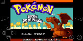 Pokémon Fire Red 1.1 - Download for Android APK Free