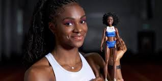 Mattel unveils British gold medallist Dina Smith as its latest Barbie Shero  - China Toy Fair News - China Toy Expo