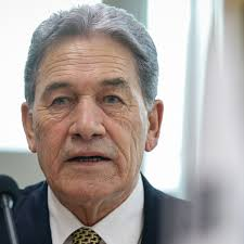 Winston Peters invokes Christchurch ...