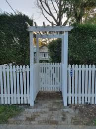 Arbors Pergolas Sydney North Shore Timber Fencing And Gates