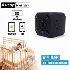 WJ03 HD 1080P Không Dây Giám Sát Trẻ Em Thông Minh Wifi Video Camera Quan  Sát Nhà Camera Giám Sát An Ninh Camera Mini|
