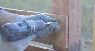 How To Make A Basket Weave Fence The Home Depot