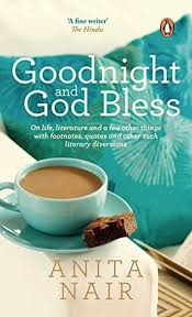 goodnight and god bless on life literature and a few other