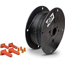 Amazon Com Extreme Dog Fence 16 Gauge Wire 500 Ft Heavy Duty Pet Containment Wire Compatible With Every In Ground Fence System For Dogs Pure Solid Copper Core Dog Containment System