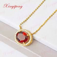 super deal a4031 18 k gold necklaces