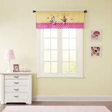 Shop Mi Zone Kids Monkey Madness Yellow Printed And Applique Valance With Plush Mink Textured Border Design Rod Pocket Finish Overstock 11130942