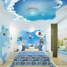 Creative And Eye Catching Design Ideas For Kids Bedroom Ceilings