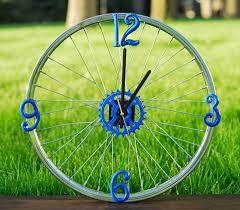 top 33 amazing bike wheels craft ideas