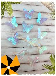 500 Mariposas Deco Cumpleanos Infantiles Tarjeta Invitacion
