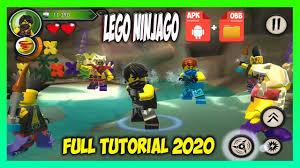 CARA DOWNLOAD DAN PASANG LEGO NINJAGO: SHADOW OF RONIN DI ANDROID ...