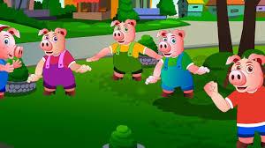 This Little Piggy   tốt nhất nhạc thiếu nhi