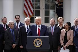 Trump Press Conference on Coronavirus ...