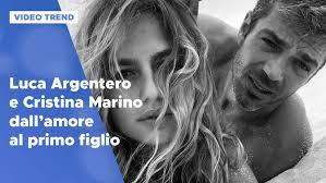 Luca Argentero e Cristina Marino, dal grande amore al primo figlio ...