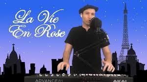 La Vie En Rose - Aaron Nemo - YouTube