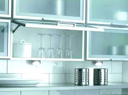 frosted glass for kitchen cabinets with