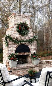 awesome outdoor fireplace ideas kits