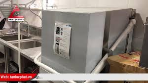 Cung cấp và thiết kế thi công đồng bộ cho máy rửa bát Winterhalter P50 cho  nhà hàng - YouTube