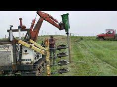 One Man Fencing Crew Youtube In 2020 Building A Fence Fence Cattle Facility