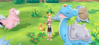 Pokemon Let's Go - Đánh Giá Game