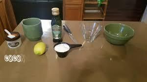 diy homemade sugar scrub pedicure