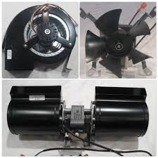 fireplace blowers with white small fan