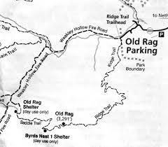 Interesting Section Of The Blue Blazed Ridge Trail Picture Of Old Rag Mountain Hike Shenandoah National Park Tripadvisor
