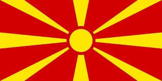 Motors Macedonia Flag Vinyl Decal Bumper Sticker Macedonian Flag Car Bumper Sticker Car Truck Graphics Decals