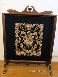 yes it s a fire screen needlenthread com