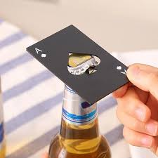 Poker Card Bottle Opener- MesmerizeD