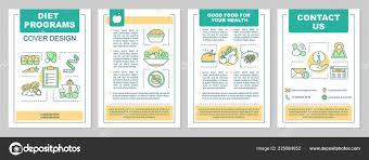 healthy nutrition brochure