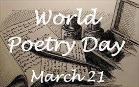 Αποτέλεσμα εικόνας για παγκοσμια ημερα ποιησησ