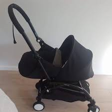 babyzen yoyo bassinet or toddler seat