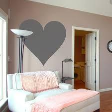 Deluxemodern Heart Wall Decal Love Heart Wall Sticker