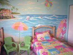 Beach Themed Kids Bedroom Google Search Beach Themed Bedroom Girl Room Bedroom Themes