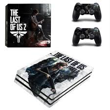 The Last Of Us Part 2 Decal Ps4 Pro Skin Sticker For Sony Playstation 4 Console And Controllers Ps4 Pro Skin Stickers Vinyl Stickers Aliexpress