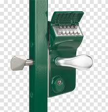 Lock Swimming Pool Fence Gate Latch Synthetic Sliding Transparent Png