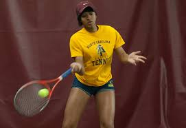 UNCG Beats Aggie Women In Tennis - North Carolina A&T